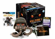 SONY PS3 Killzone 3 Helghast Edition Game